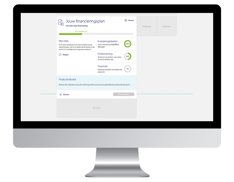 Rabobank Zakelijk Financieren 2.0 - Rotonde - Maarten Somers